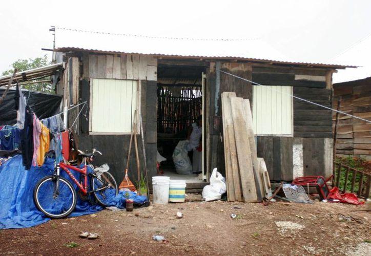 En Benito Juárez y Othón P. Blanco existen siete mil familias en condiciones de pobreza extrema. (Archivo/SIPSE)
