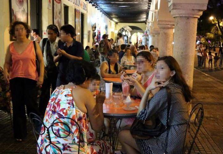 La Cámara Nacional de Comercio, Servicios y Turismo (Canaco-Servytur) de Mérida, reveló que la derrama económica de fin de año fue mayor a la esperada. (SIPSE)