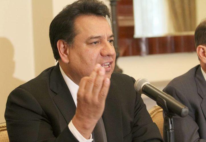 El ex gobernador está acusado de nexos con el narcotráfico y actualmente está prófugo. (Notimex)