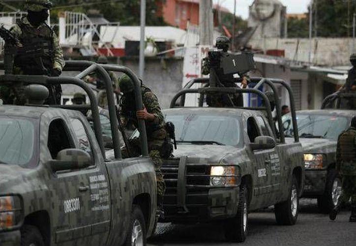 La Policía Militar participará en patrullajes, mediará en conflictos, hará detenciones y colaborará con el Ministerio Público civil. (unionguanajuato.mx/Foto de contexto)