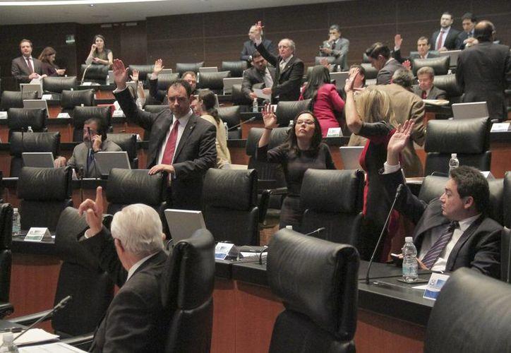 Hay opiniones encontradas entre las fracciones parlamentarias por la reforma en materia energética. (Notimex)