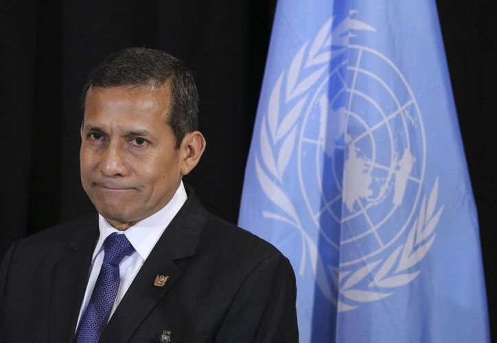 Humala señala que la minería peruana es de primer nivel. (Agencias)