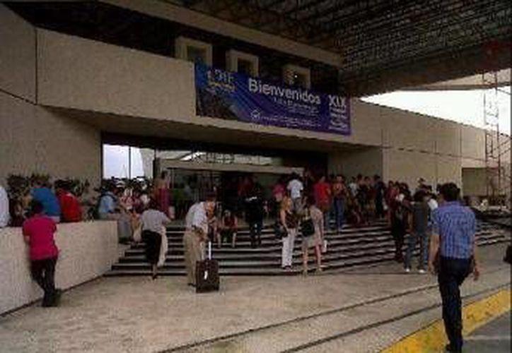 Cancún Center podría ser uno de los inmuebles para el tianguis. (Archivo/SIPSE)