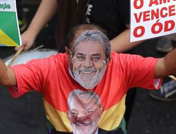 Brazil's Lula is in jail but never far from the headlines