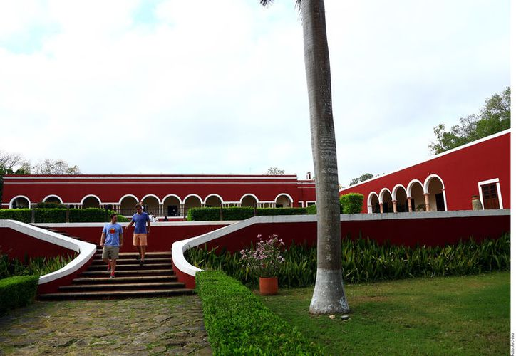 Las haciendas, imán para los visitantes, al ser transformadas en hoteles. (Reforma)