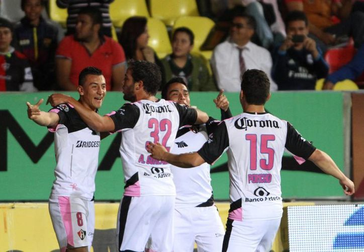 Atlas, que en la Liga Mx marcha en el puesto 12, calificó esta noche a semifinales en la Copa MX al vencer a Xolos de Tijuana. (Notimex)