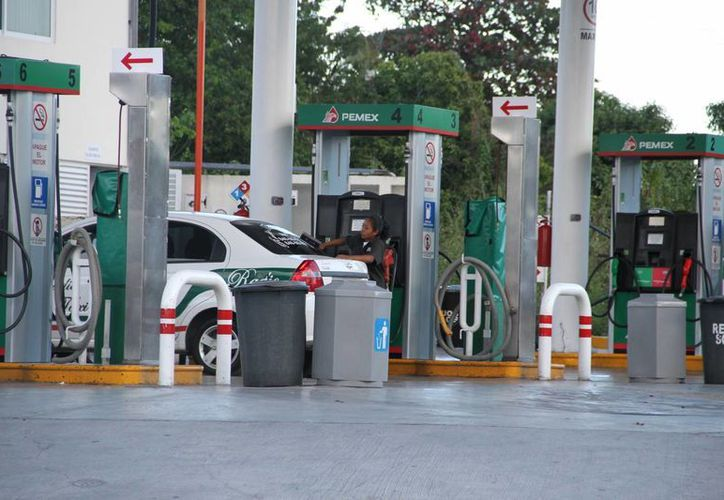 El programa Semáforo de Gasolineras ya no se lleva a cabo en Quintana Roo desde hace tres meses. (Tomás Álvarez/SIPSE)