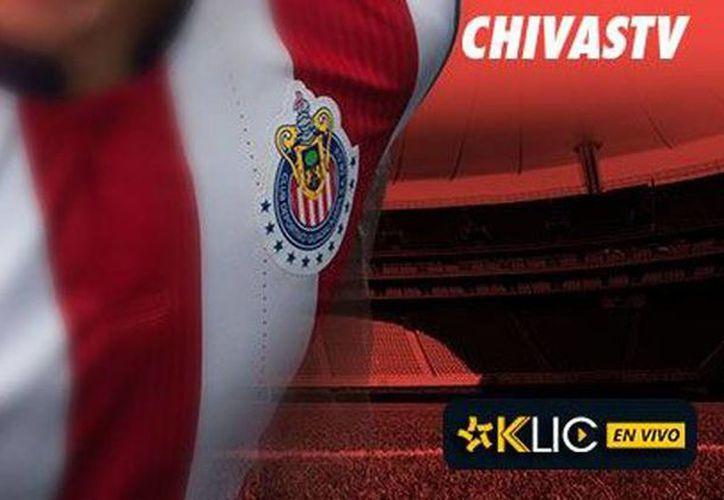 Cinépolis Klic tuvo fallas en la transmisión del partido Chivas vs. América (@CinepolisKlic)