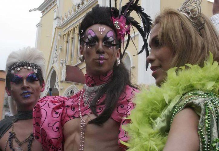 El Día Internacional contra la Homofobia y Transfobia se celebra este día en todo el mundo. (Archivo Notimex)