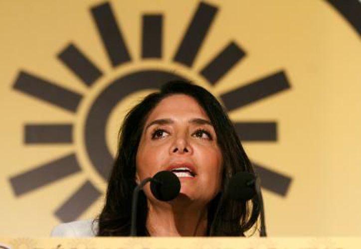 La líder del PRD designará el método de selección del candidato presidencial de los partidos. (Foto: El Financiero)