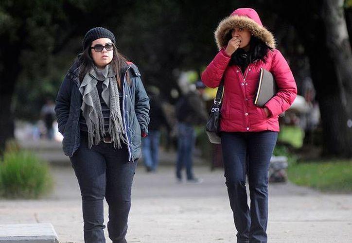 El pronóstico para Chihuahua es de lluvia, frío y posible caída de nieve en los siguientes días. (excelsior.com.mx)