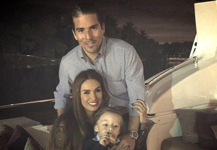 Galilea Montijo no duda ni un segundo en expresar su felicidad por ser madre. (instagram.com/galileamontijo)