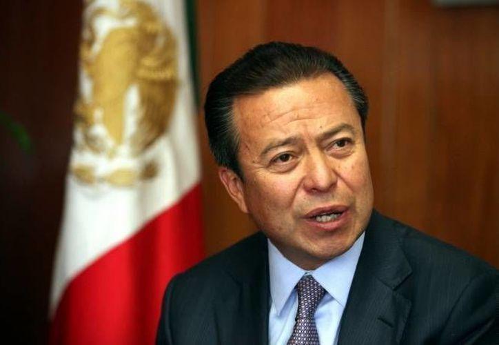 César Camacho indicó que las autoridades tienen absoluta libertad para investigar a Jesús Reyna, exgobernador de Michoacán. (Archivo/SIPSE)