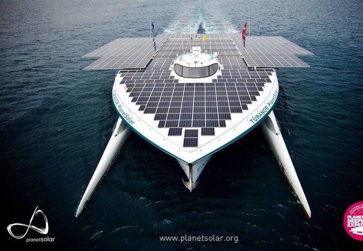 La nave viajará desde Miami hasta Noruega. (EFE)