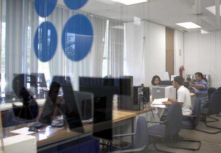 El SAT ha recibido hasta el momento un millón 112 mil 185 de declaraciones. (Archivo/SIPSE)