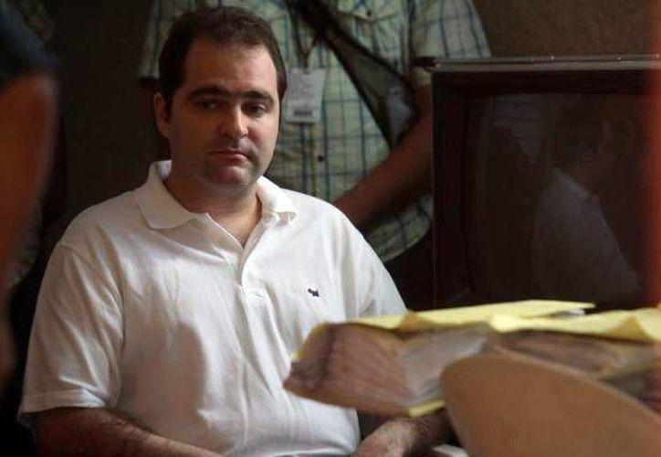 Wafé Kuri Torre, preso desde 2008 por el crimen cometido contra su esposa Rosa María Arceo Ochoa, ya no saldrá libre en el año 2020 sino hasta después de 2021. (Foto de archivo de Milenio Novedades)