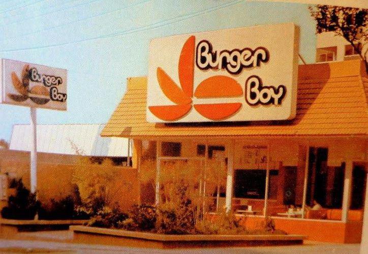 La marca de comida rápida Burger Boy fue famosa en los años ochenta. (facebook.com/burgerboymexico)