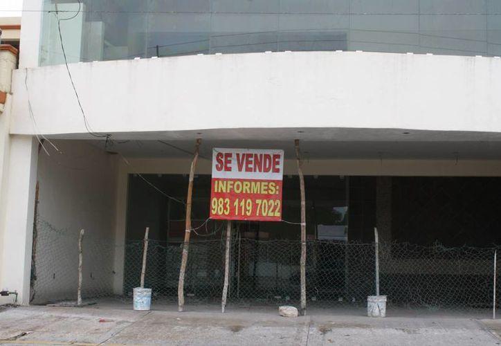 La crisis de la capital impide a los micro empresarios continuar con su actividad comercial. (Archivo/SIPSE)
