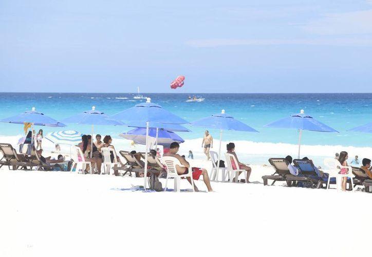 Además de la playa, hay muchos lugares para visitar. (Israel Leal/SIPSE)