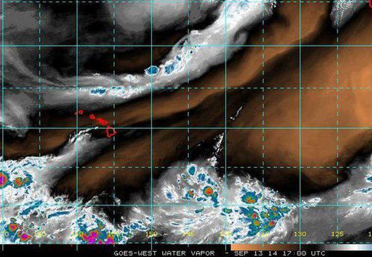 El nuevo fenómeno meteorológico está en observación debido a que presenta un 70 % de potencial para desarrollo ciclónico en unos cinco días. (ssd.noaa.gov)