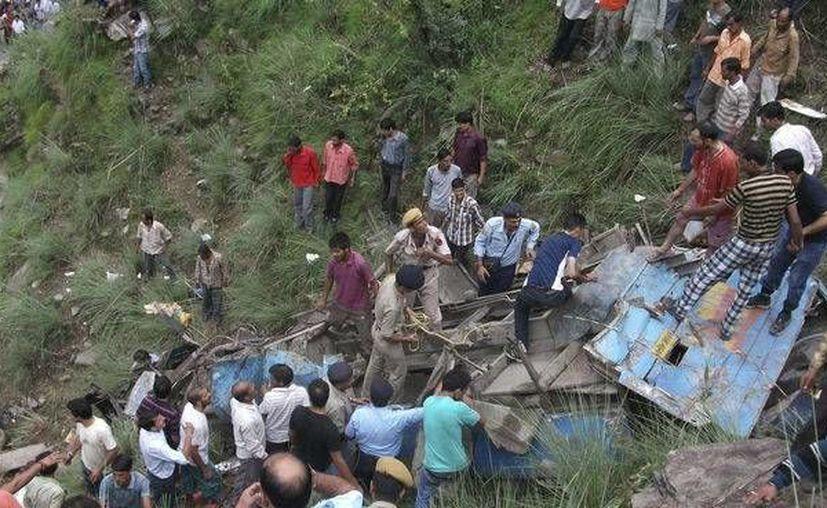 En las carreteras de la India se produce el mayor número de accidentes en todo el mundo, con más de 110 mil muertes anualmente. (Foto de contexto/telecinco.es)
