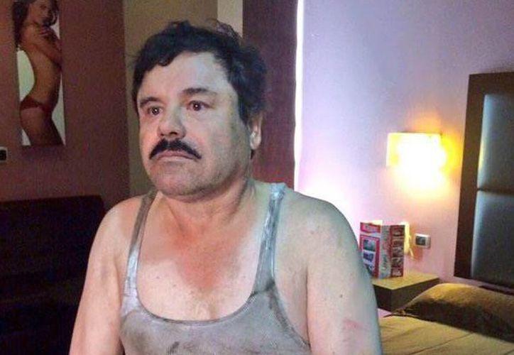 El Chapo ha buscado retrasar mediante mecanismos jurídicos su extradición a Estados Unidos. (Archivo/Agencias)