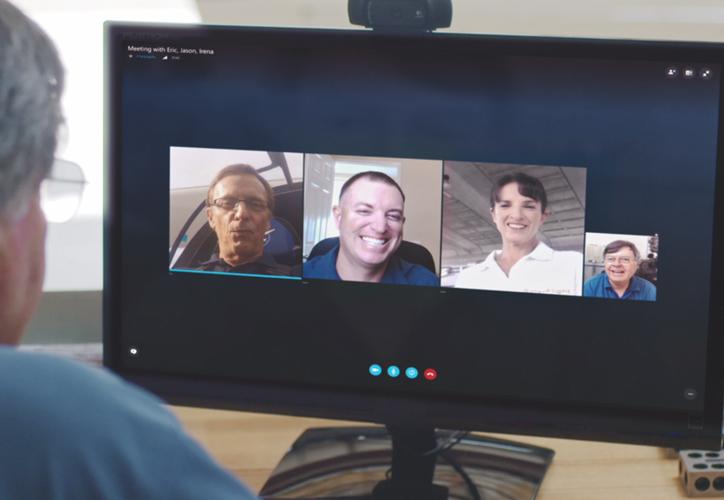 La multinacional Microsoft, propietaria de Skype, ha reconocido esos problemas de funcionamiento. (Contexto)