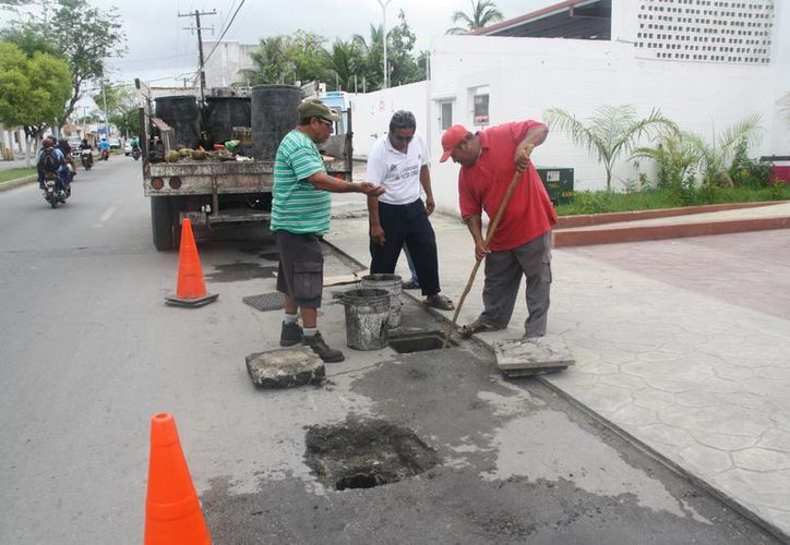 En junio se invertieron 500 mil pesos de manera emergente. (Julián Miranda/SIPSE)