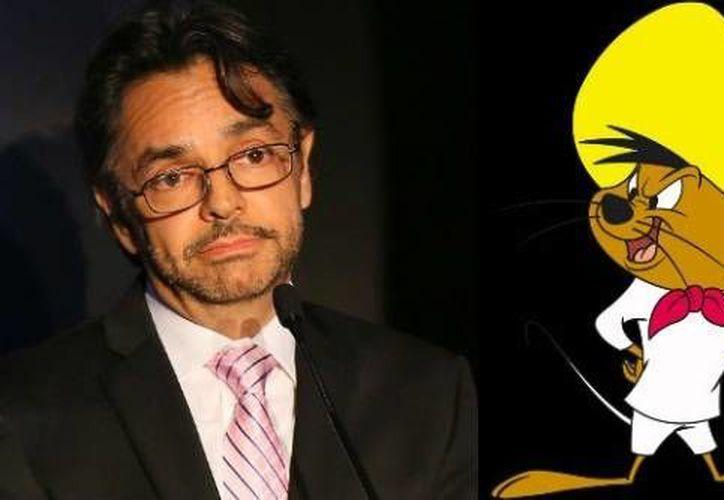 El comediante mexicano Eugenio Derbez González dará voz a Speedy González, personaje de Looney Tunes. (tvynovelas.com/mx)