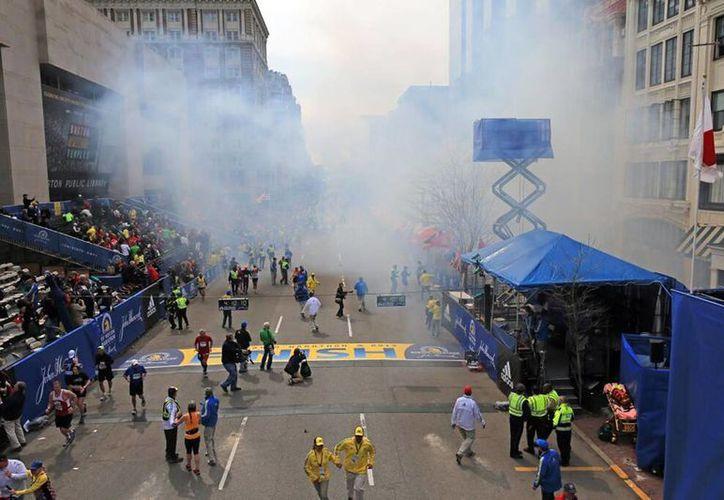 Hasta el momento son 28 los heridos por esta explosión.