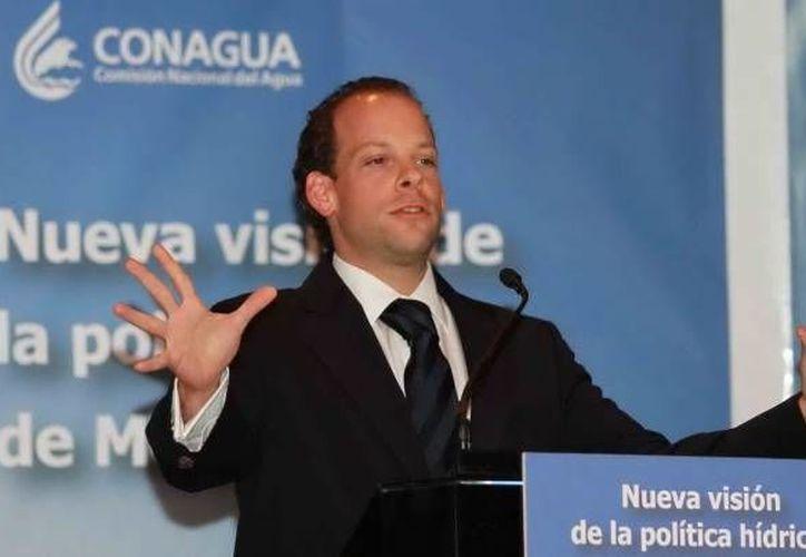 La Conagua, al mando de David Korenfeld, está incluida en el proyecto de modernización que costará unos 170 mdd. (Notimex/Archivo)