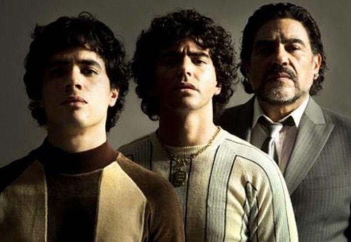 La serie abordará la vida y obra del astro argentino. (Internet)