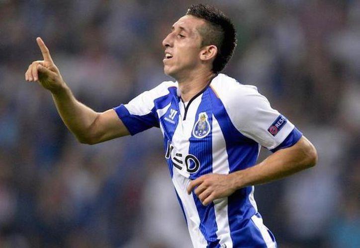 En el próximo invierno, Herrera podría llegar a uno de los mejores equipos italianos. (Vanguardia)