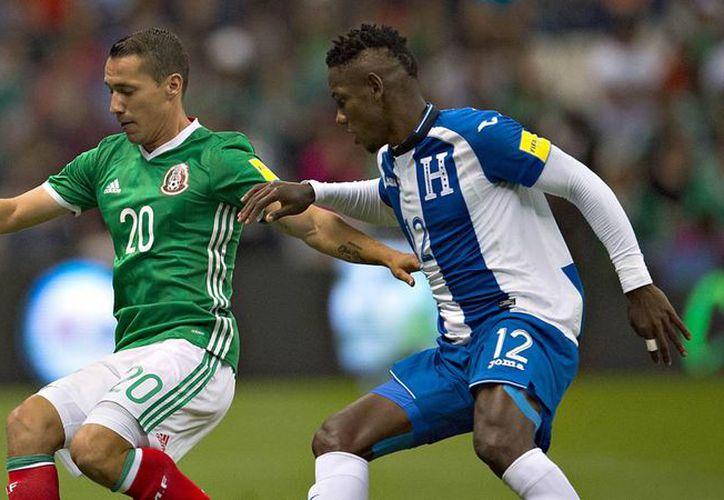 México y Honduras se enfrentan una vez más en los Cuartos de Final de la Copa Oro. (Foto: Contexto/Internet)