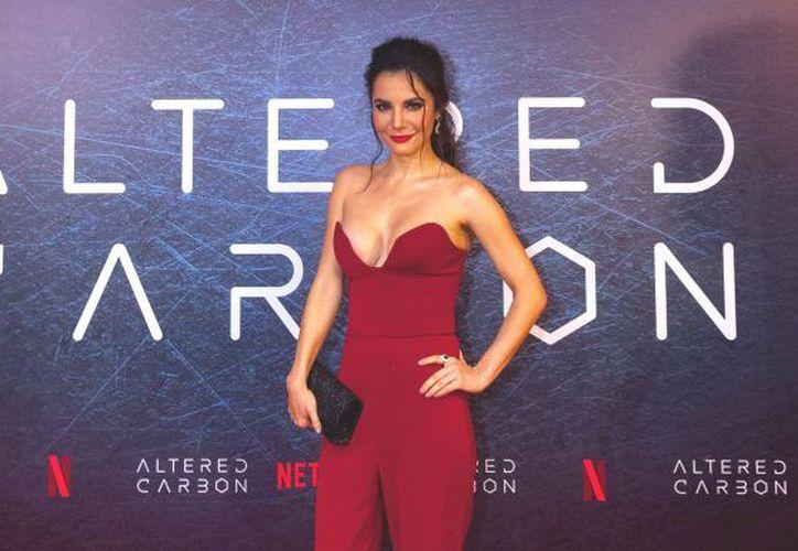 Si todo marcha con éxito podría convertirse en una de las actrices mexicanas que logra conquistar al público internacional. (Foto: Contexto/Internet).