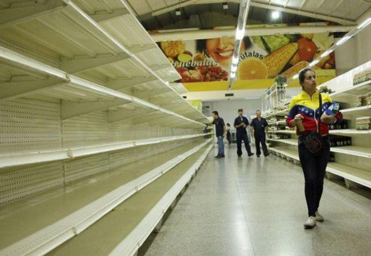 Dos nuevos saqueos de comida se registraron en Venezuela. (Reuters)