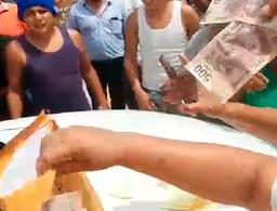 Reportan presunta compra de votos en Tierra Maya (Video)