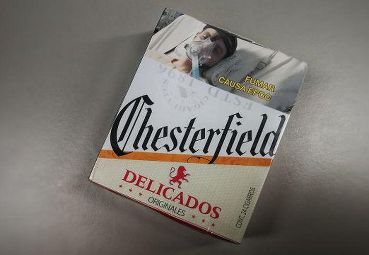 Si eres de ese casi 10% que compra Delicados, te darás cuenta de que en la caja ya aparece el nombre de Chesterfield, pues esta marca sustituirá a la primera. (Forbes México)