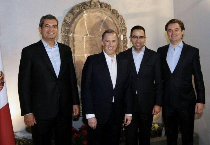 Apenas ayer, Lozano se salió del PAN, y hoy anunció su unión al PRI. (Foto: Internet)