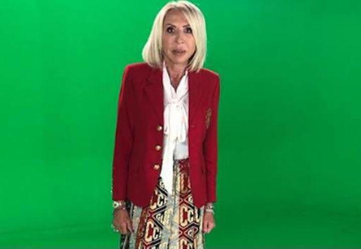 """Hace algunos días la polémica presentadora anunció su regreso a la pantalla chica en el programa """"Laura en la calle"""". (SDP Noticias)"""