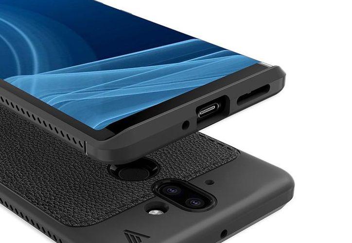 El Nokia 9 adoptaría el diseño de marcos pequeños de la competencia. (Fotos: Amazon UK)