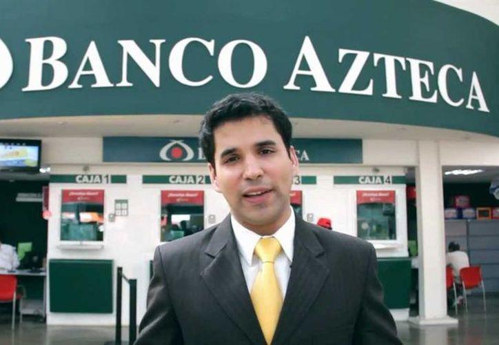 Banco Azteca es la tercera organización bancaria mexicana entre las 500 más valiosas del mundo, según la revista The Banker. (Agencias)