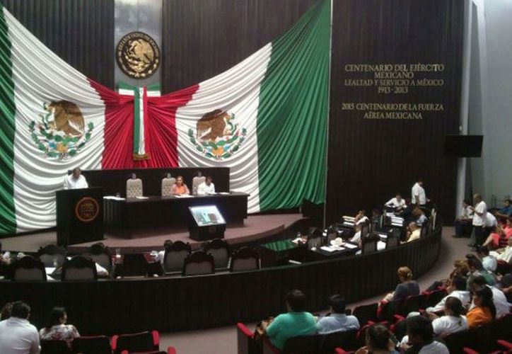 Los integrantes de la XV Legislatura del Congreso esperan el dictamen del Poder Judicial.
