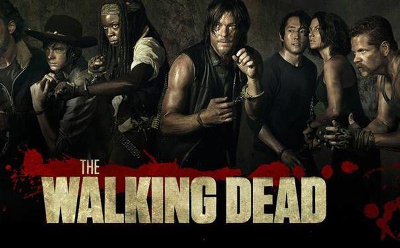 Resultado de imagen para 15 septiembre 2017 The Walking Dead - Season 6 Netflix premiere