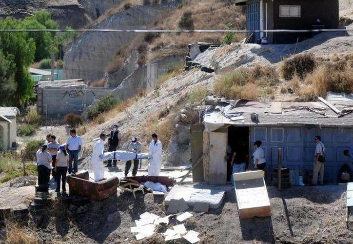 De acuerdo a la PGR, la información sobre la matanza de migrantes en San Fernando, Tamaulipas, se encontraba reservada por un periodo de 12 años. (Agencias/Foto de archivo)