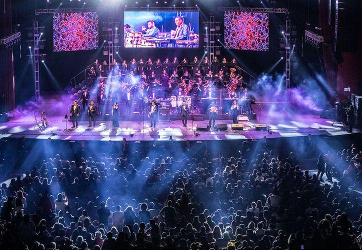 Alistan concierto en el Palacio de los Deportes. (Foto: Chilango)