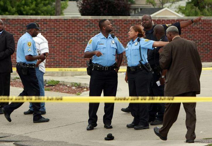 Este tiroteo en Michigan ocurre cuando el país aún está conmocionado por la muerte de cinco policías en Texas. (EFE)