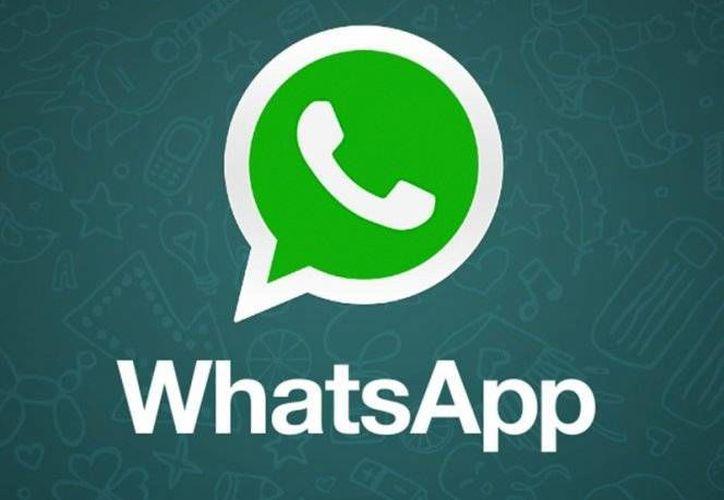 WhatsApp ofrece opciones de configuración que permiten personalizar la aplicación. (Excélsior)