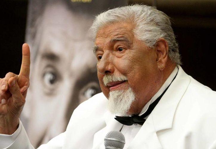 El actor permanece hospitalizado desde el martes pasado en Puerto Vallarta,después de llegar a un acuerdo con la ANDA. (Notimex)