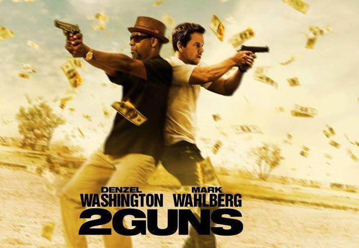 '2 Guns' se basa en la novela del mismo nombre. (Agencias)